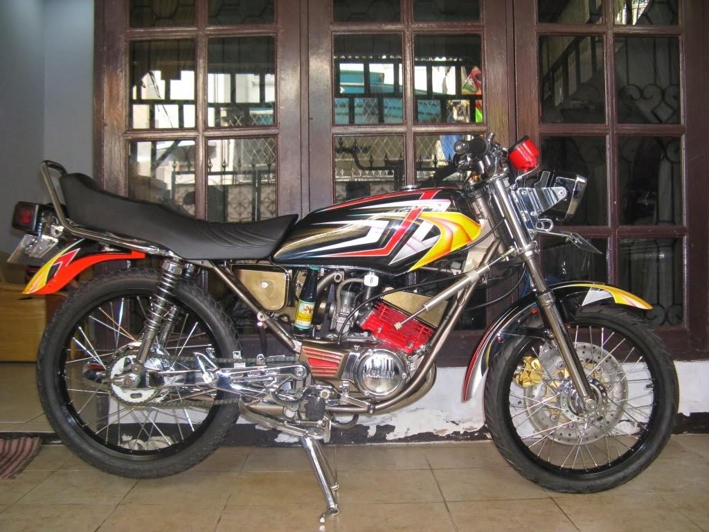 87 Gambar Motor Drag Rx Z Terkeren Ranting Modifikasi