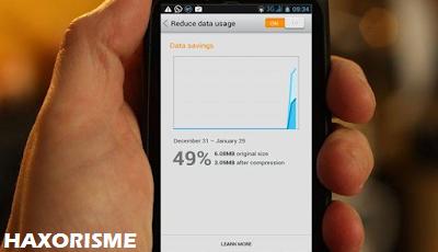 Cara Ampuh Menghemat Kuota Android Agar Tahan Lama