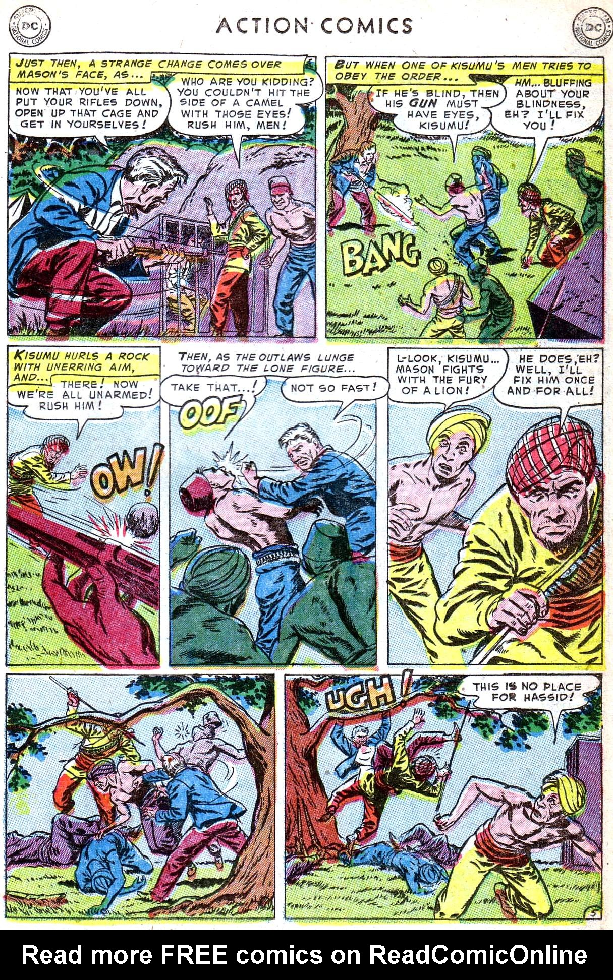 Action Comics (1938) 180 Page 20