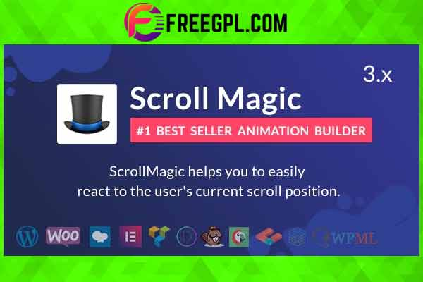Scroll Magic– Scrolling Animation Builder Free Download
