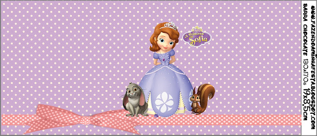 Princess Sofia the First Free Printable Labels Oh My Fiesta! in