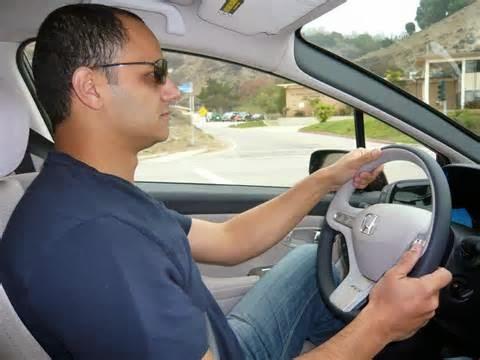 cara mengemudi