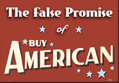 False Buy  American