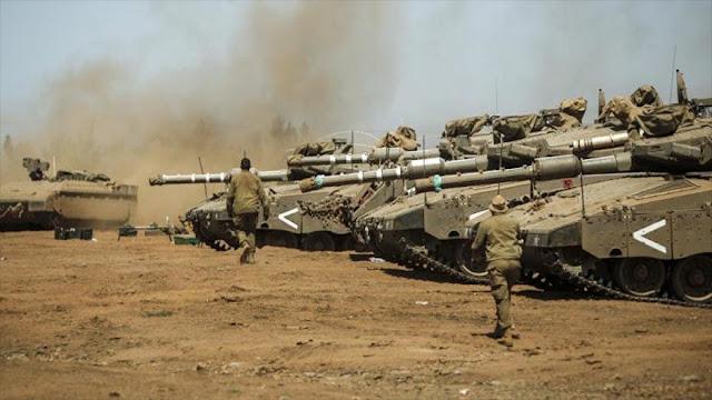 Netanyahu ordena preparativos para nueva ofensiva contra Gaza