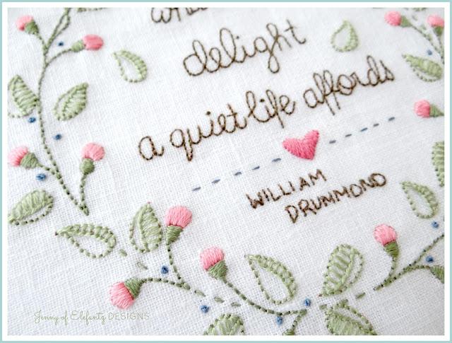 Jenny Of ELEFANTZ: Using Quotes To Inspire
