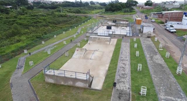 Anápolis: Parque Linear une lazer, esporte e preservação