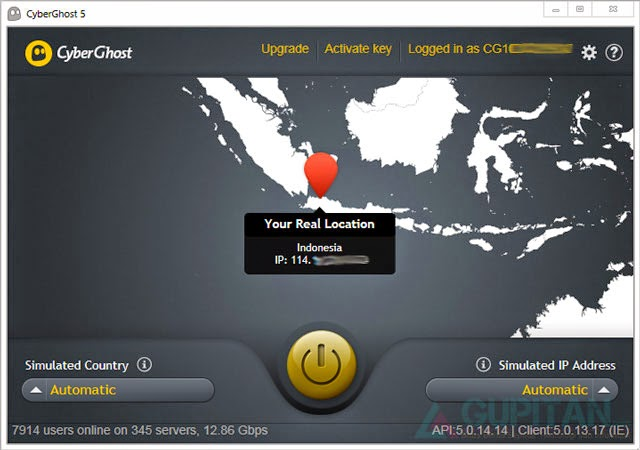 Download CyberGhost 5 Premium Edition Gratis 3 Bulan 2