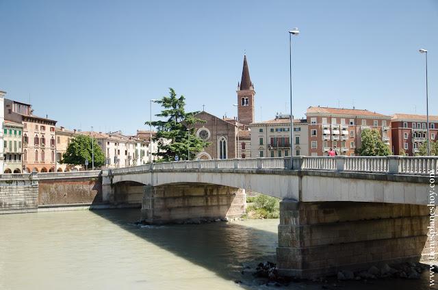 Verona viaje a Italia ciudades romanticas