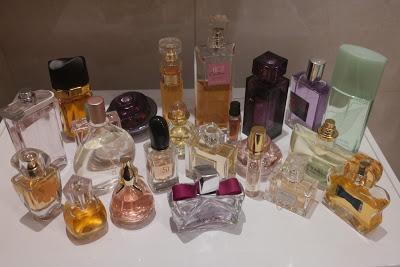 jak kupowac perfumy w ciemno