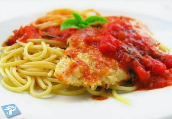 Resep Chicken Parmesan Lezat Khas Italia Resep Chicken Parmesan Lezat Khas Italia