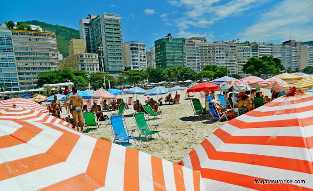 Posto 5, Praia de Copacabana, Rio de Janeiro