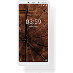 Nokia 3.1 Plus (White)