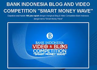 Kontes Blog & Video Smart Money Wave Berhadiah Total 100 Juta Rupiah