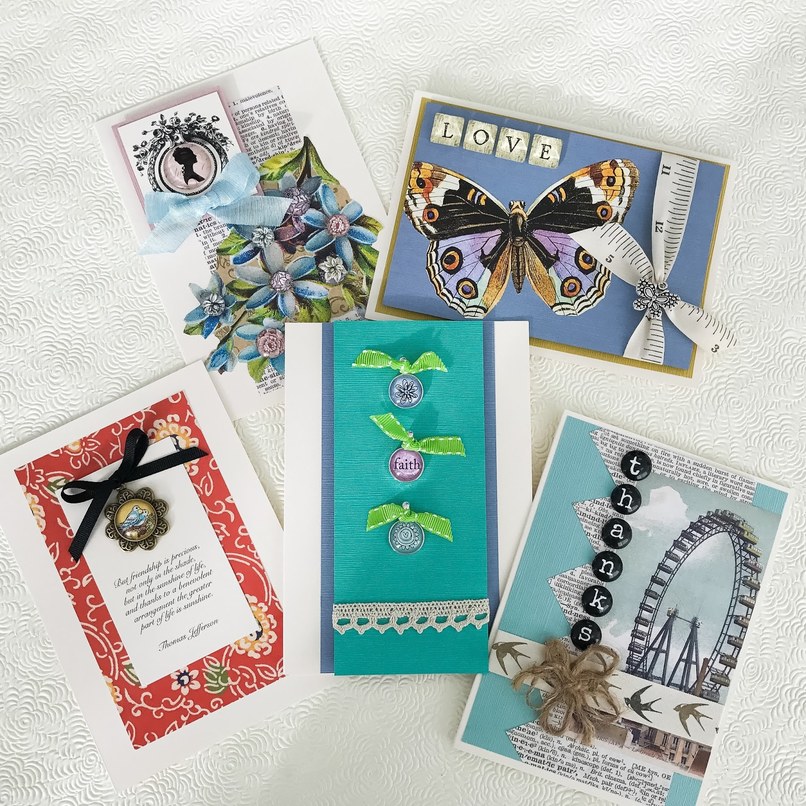 Craft Fantastic Blog Easy Handmade Card Ideas