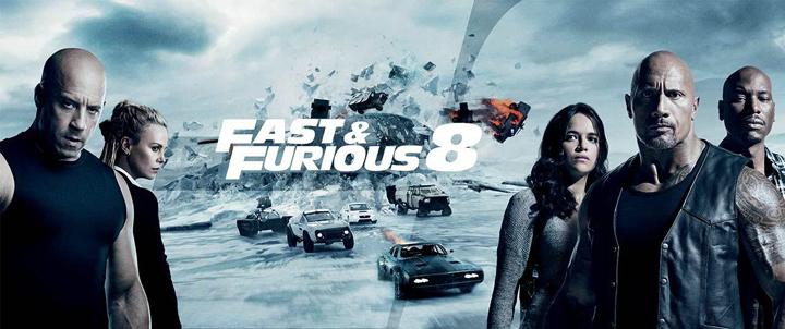 Fast and Furious 8 - Filem Paling Trending Malaysia 2017