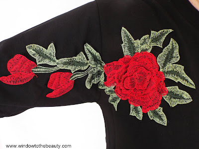 rosegal rose  Sweatshirt