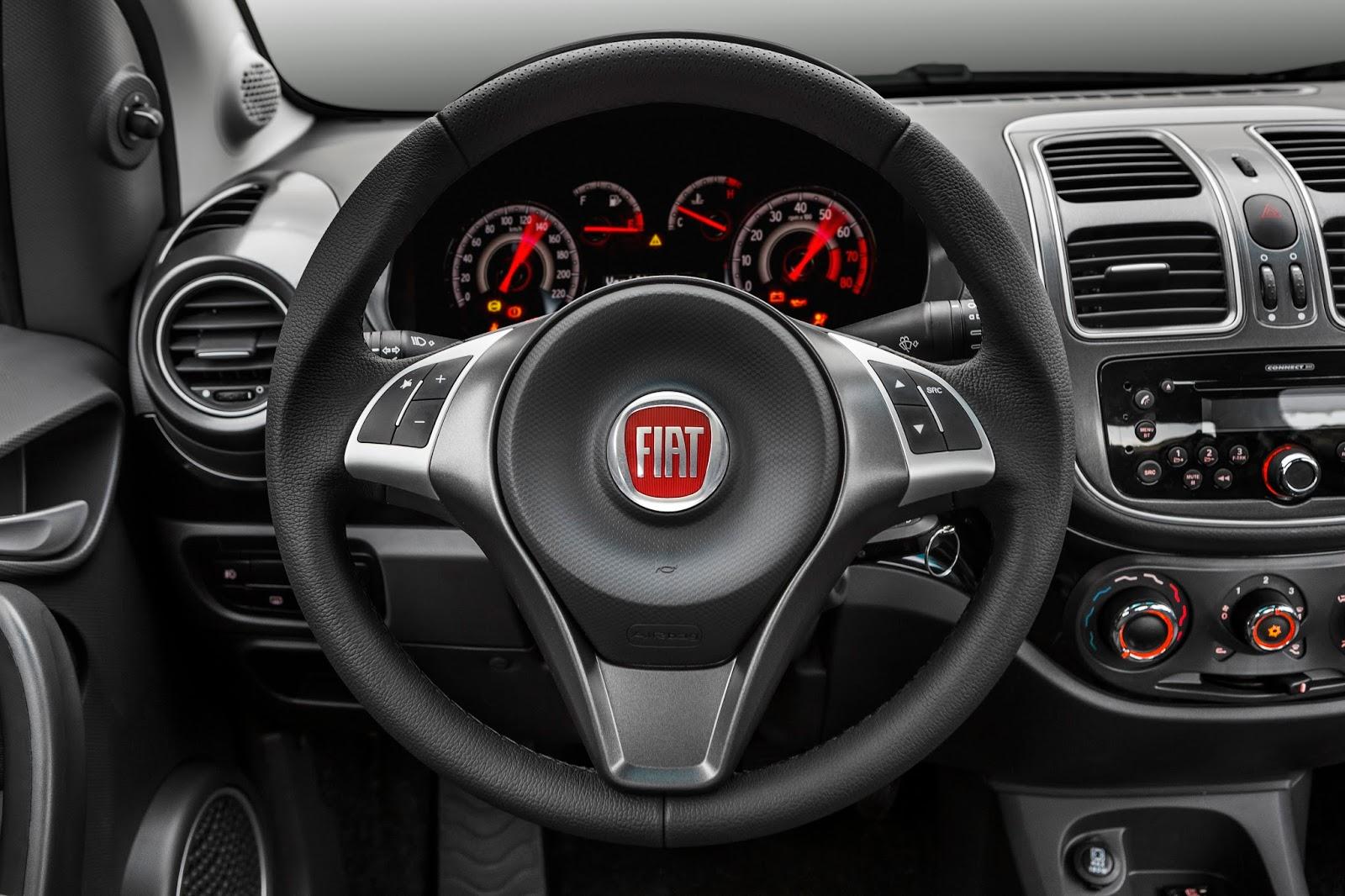 Fiat Grand Siena Resiste Na Linha 2018  Partindo De R  44 240