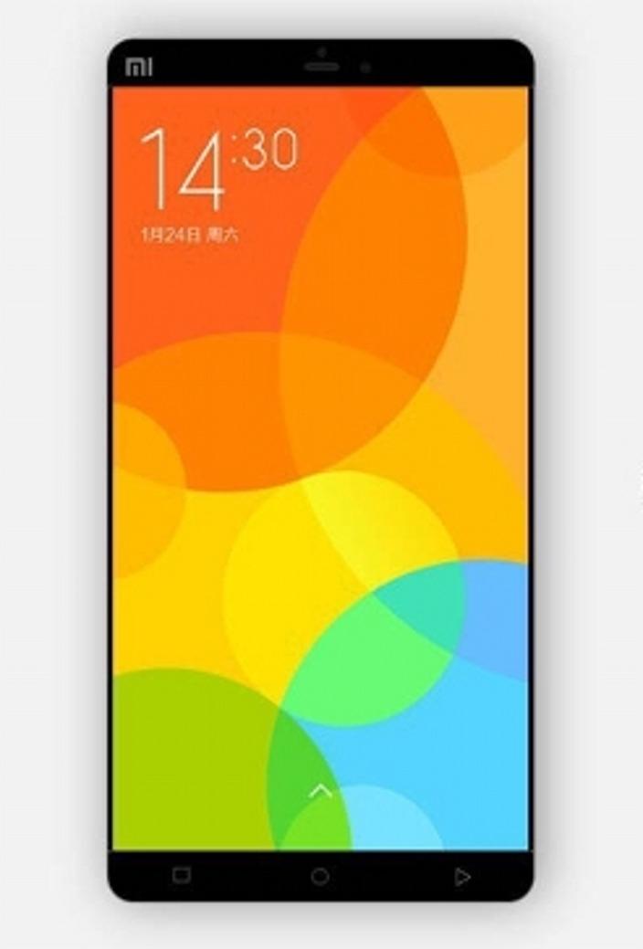 Xiaomi Mi 4s Ponsel Hp