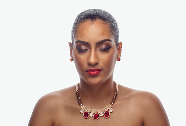 Juliet Ibrahim  Lashes and Lipstick Line