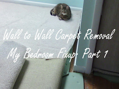 wall to wall  carpet removal