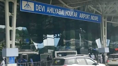 Devi Ahilya Bai Holkar Airport of Indore Declared as International Airport