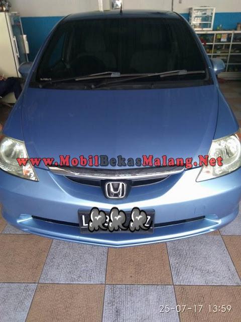 Honda City IDsi tahun 2003 Manual, Pajak baru