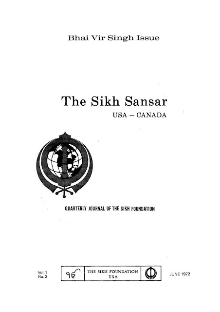 http://sikhdigitallibrary.blogspot.com/2018/06/the-sikh-sansar-usa-canada-vol-1-no-2.html