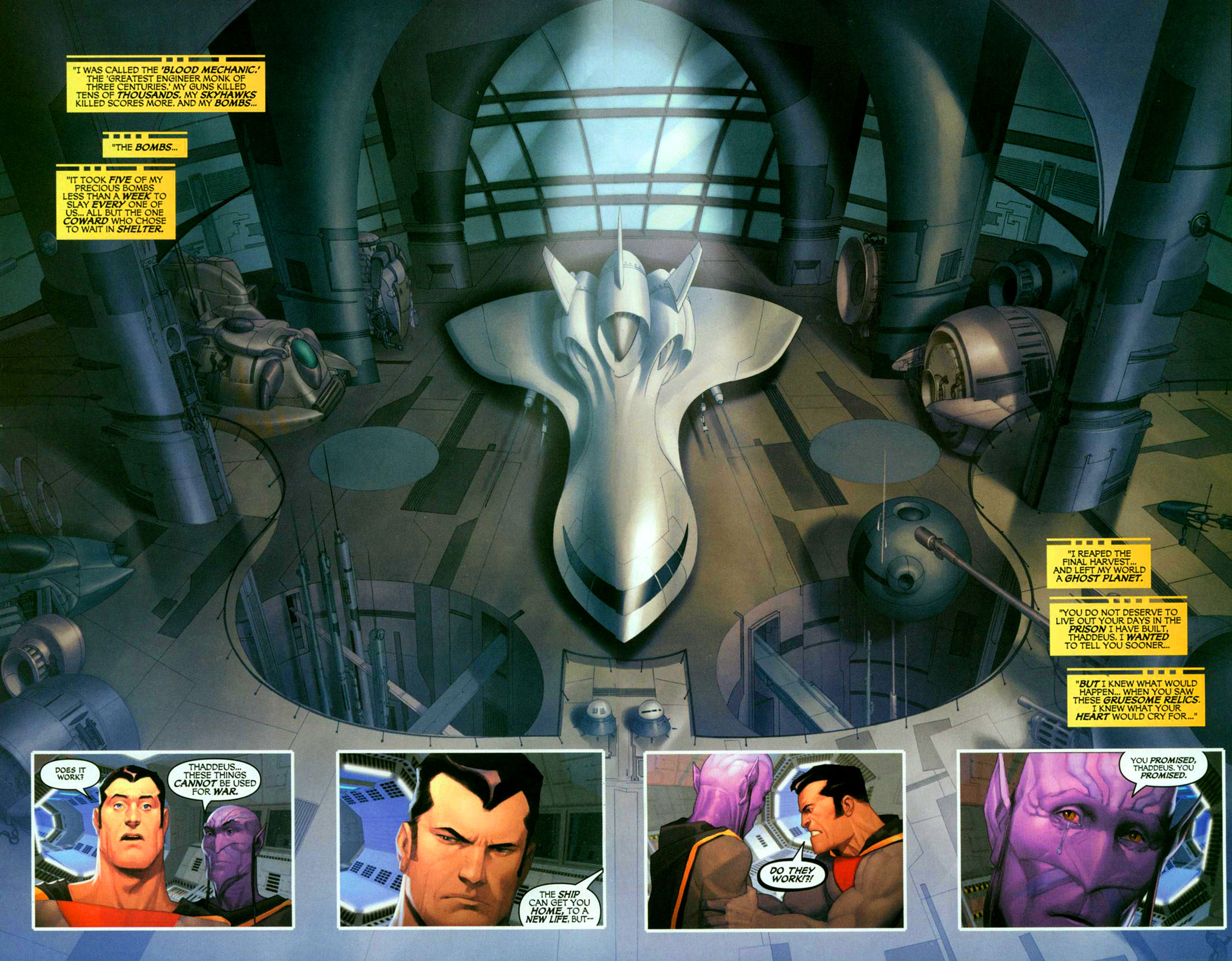 Read online Space Ghost (2005) comic -  Issue #2 - 16