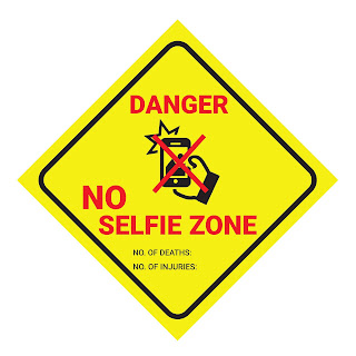 Drishti Marine to add 'No-Selfie' Signs at 24 Unsafe Selfie Points across Goa