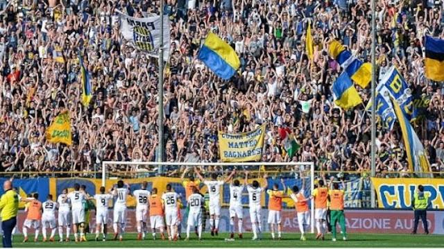 Parma Promosi, Seven Sisters Kembali ?