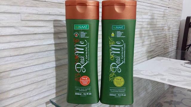 shampoo condicionador real me nunaat