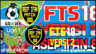 FTS 18 v2 Mod by Asep Ifan