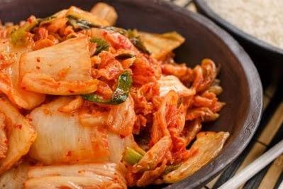 masakan populer korea