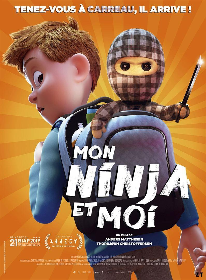 Mon Ninja Et Moi [HDRiP MD] [Streaming] [Telecharger]