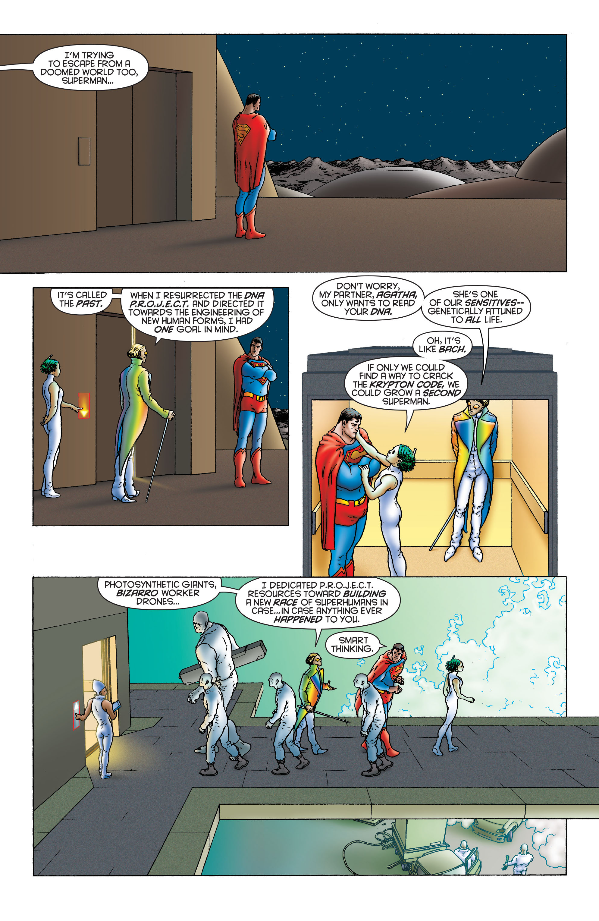 Read online All Star Superman comic -  Issue #1 - 16