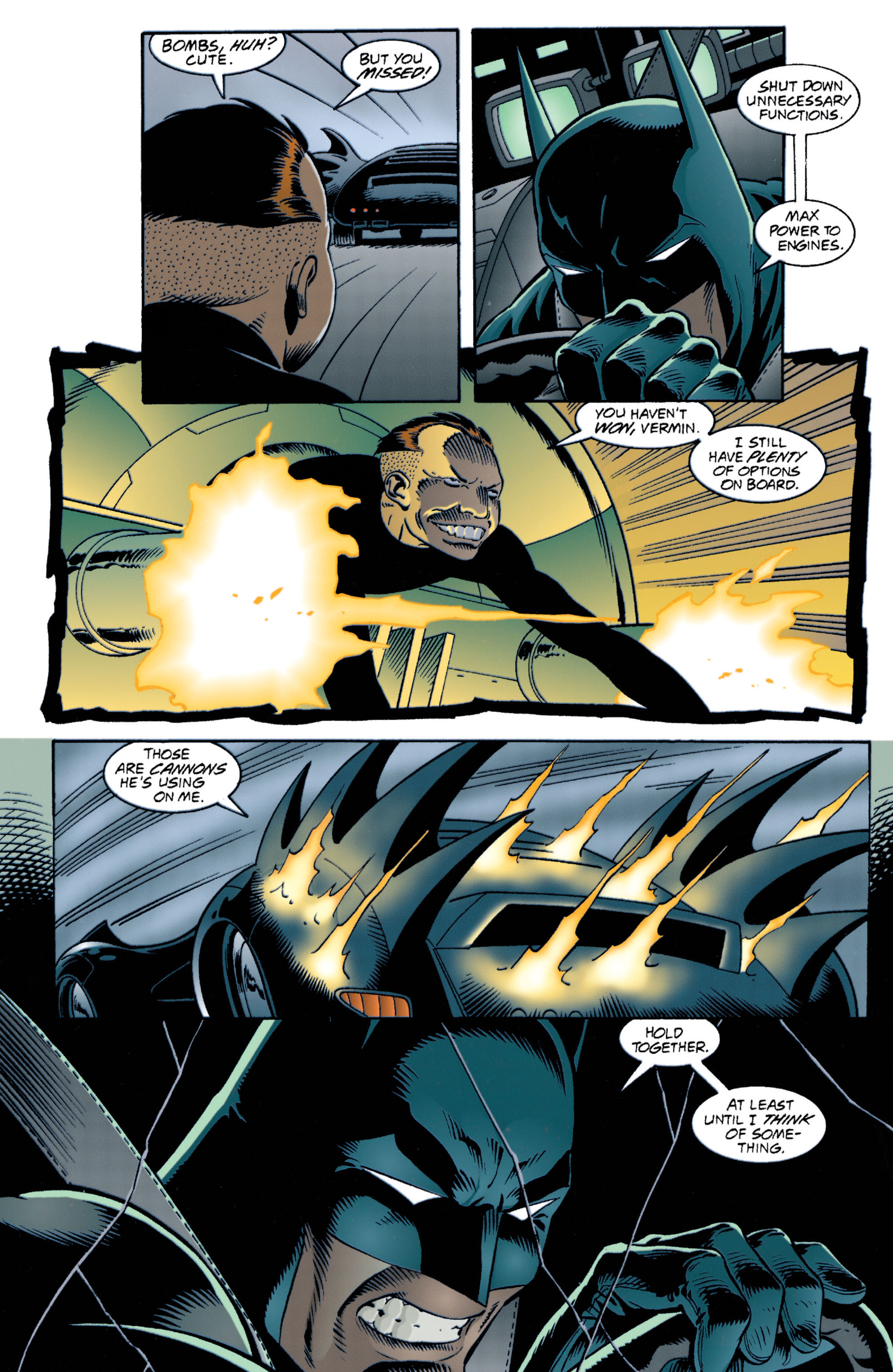 Detective Comics (1937) 718 Page 15