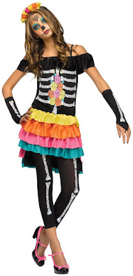 Teen Day of the Dead