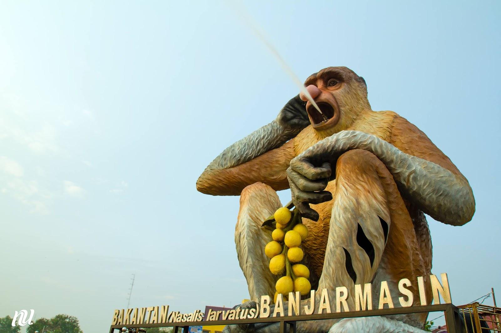 baca juga asal usul monyet bekantan nasalis larvatus di sini