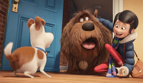 Pets - A Vida Secreta dos Bichos - filme