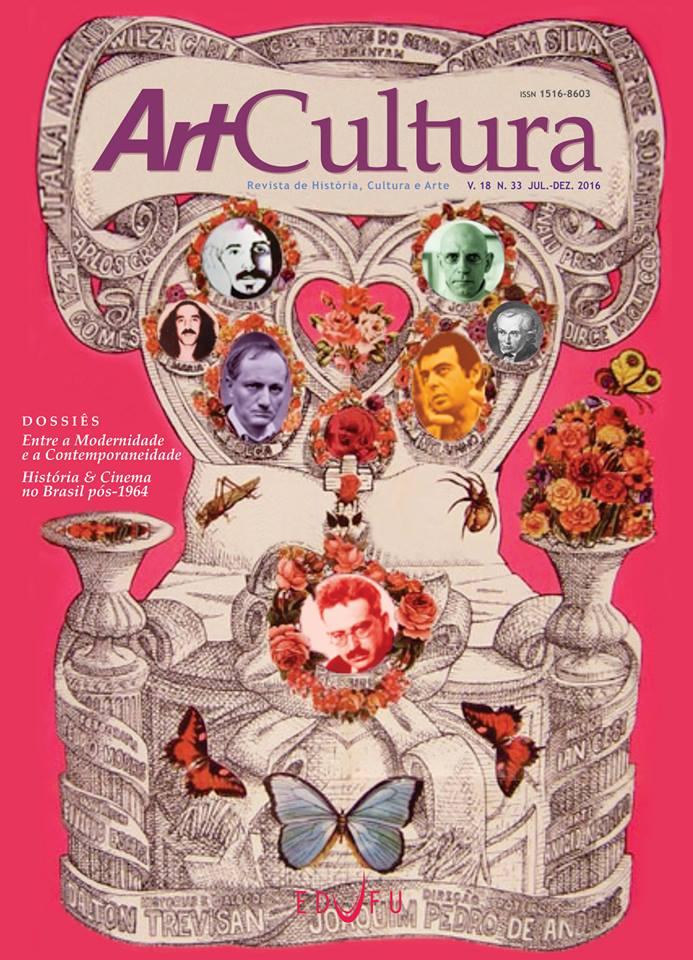 Lançada a ArtCultura 33