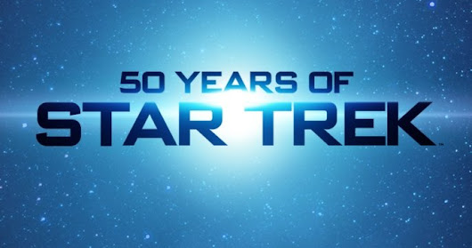 Star Treks 50th Anniversary