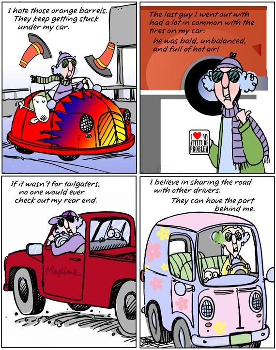 maxine jokes comic cartoon granny volunteer cartoons friday hospital quotes bits pieces funny funnies road bing fanpop wisdom driving words