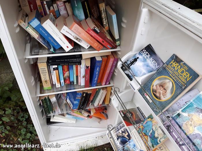 Bücherschrank in Henstedt-Ulzburg