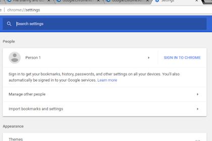 Download Google Chrome 67.0.3396.99 Offline Installer Terbaru