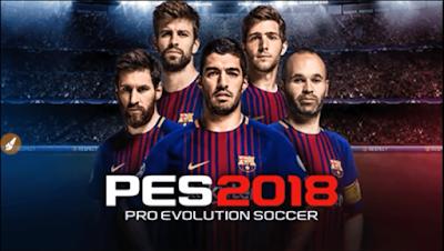 PES 2018 PPSPP Chelito19 Season 2017/2018