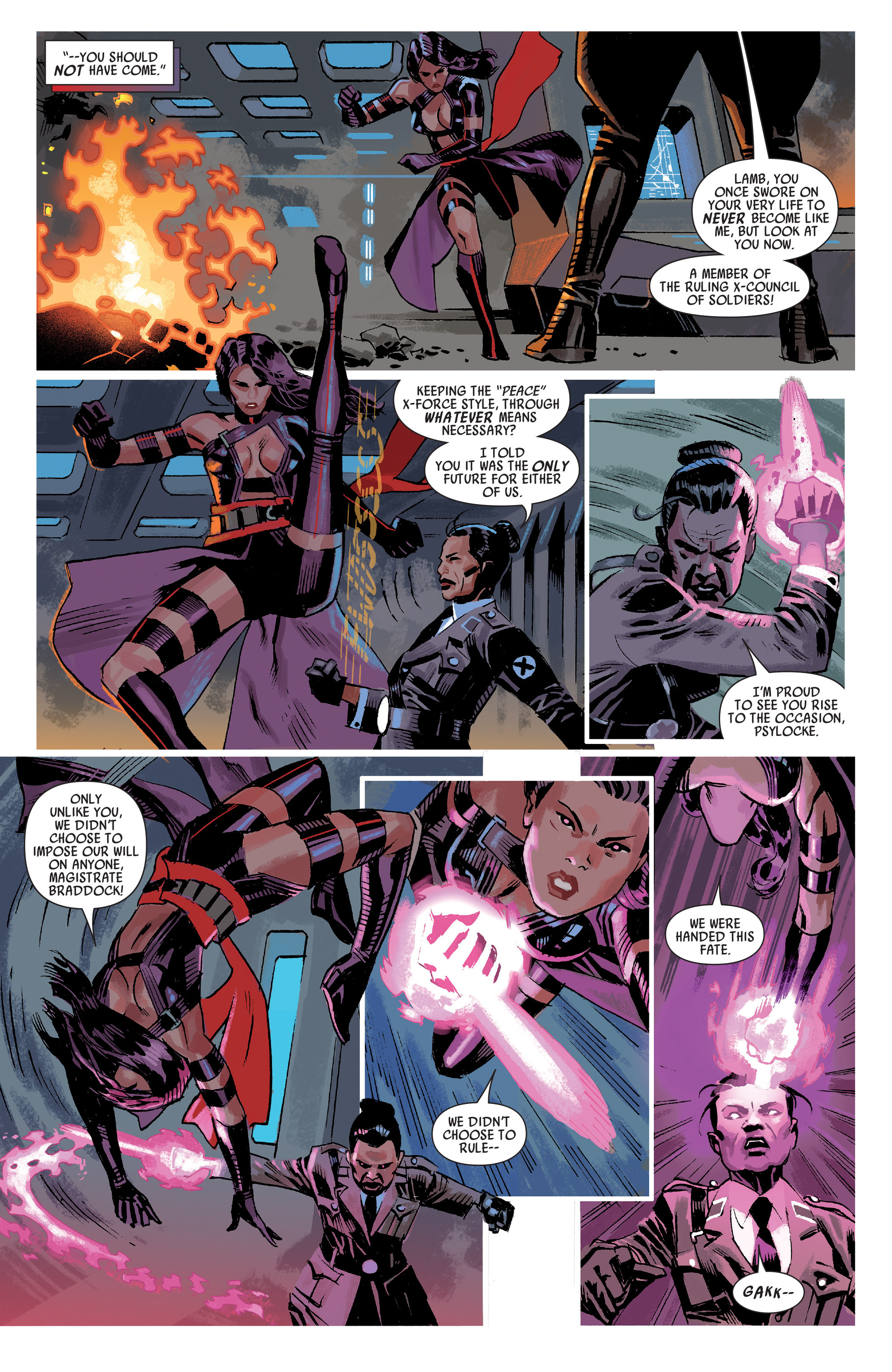 Read online Uncanny Avengers (2012) comic -  Issue #20 - 4