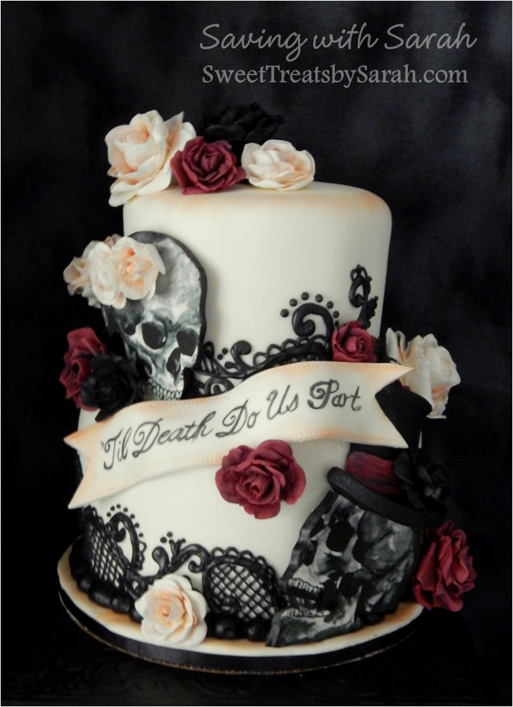 Tattoo Cakes Uk