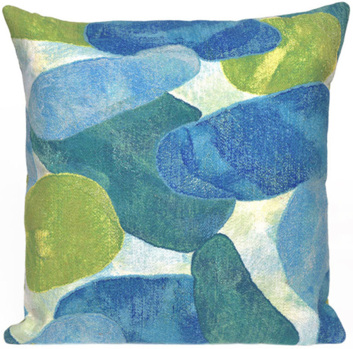 Sea Glass Pillow