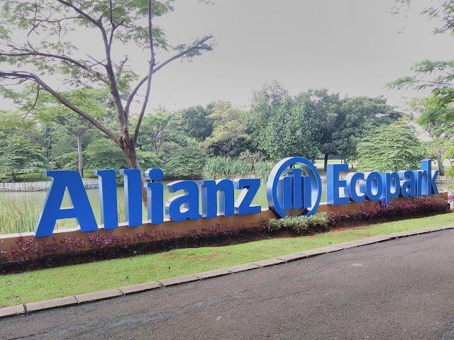 Olah raga Menyenangkan Sambil Hirup Udara Segar di Allianz Ecopark Ancol