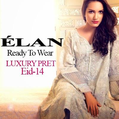 8f5775e20f4b Elan Ready To Wear Eid Collection 2014